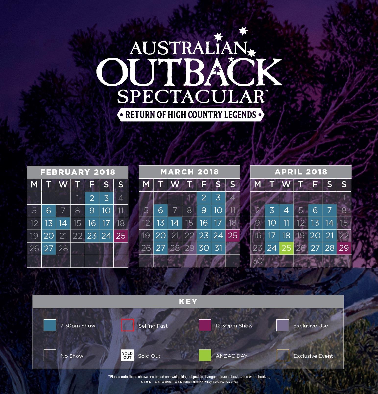 Australian Outback Spectacular - Dinner, Show & Drinks! - Australian ...